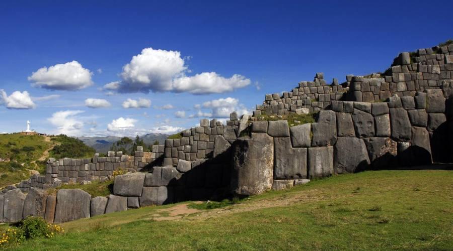 Fortezza Inca di Sacsayhuamán