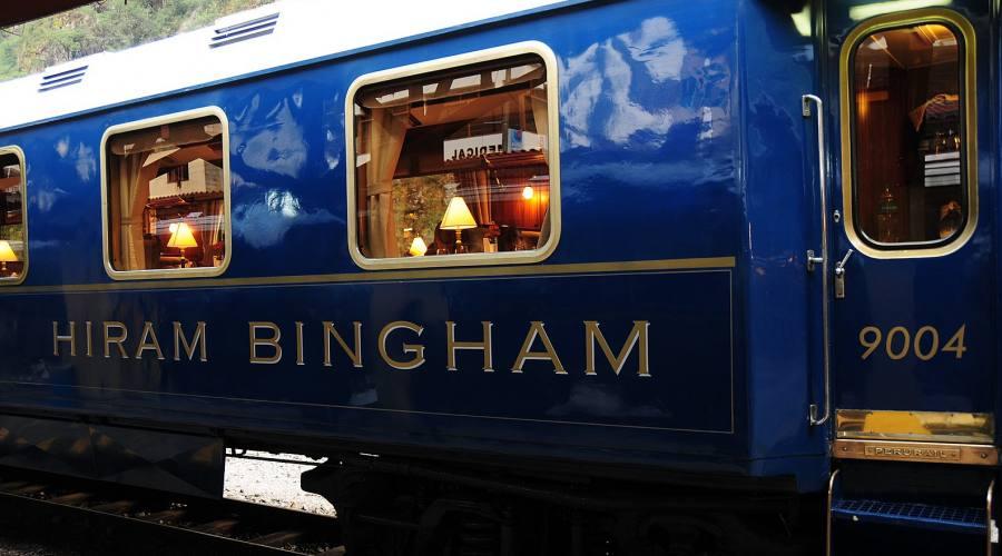 Treno Hiram Bingham