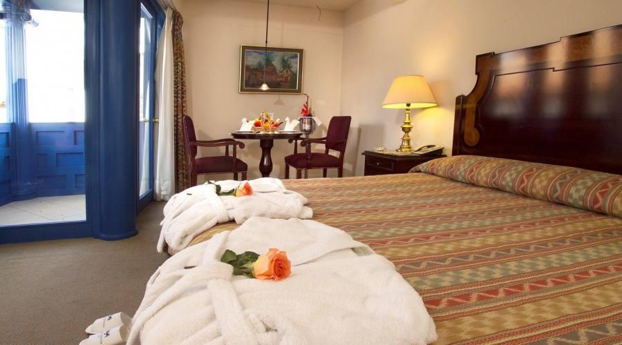 Camera Hotel Cusco