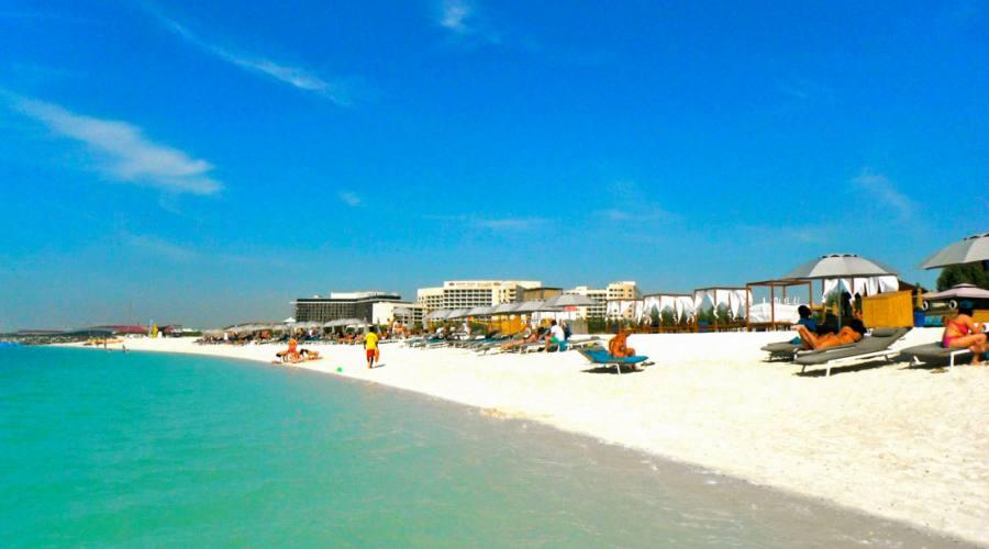 Abu Dhabi Yas Island