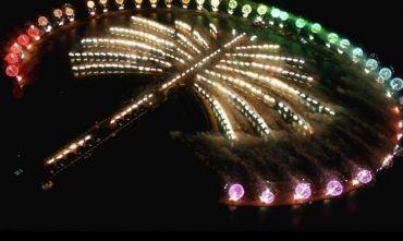Natale esotico alla Dubai Jumeirah Beach