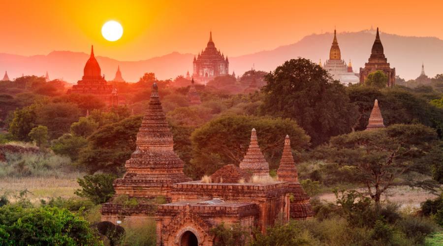 Sito archeologico di Bagan