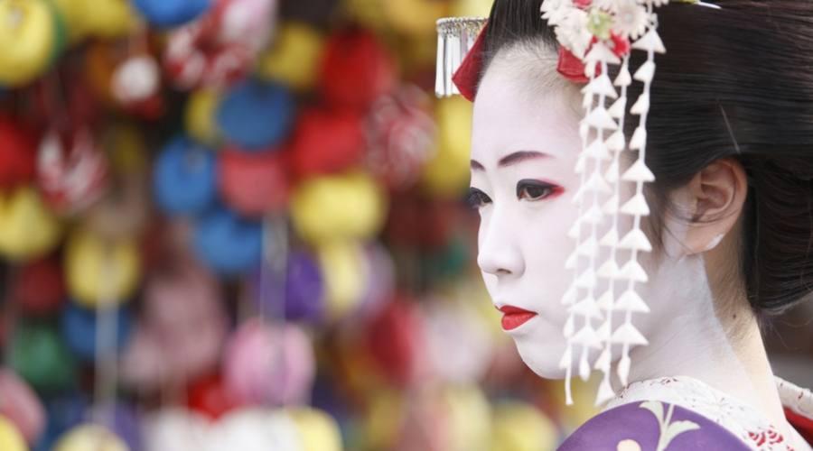 Una apprendista Geisha