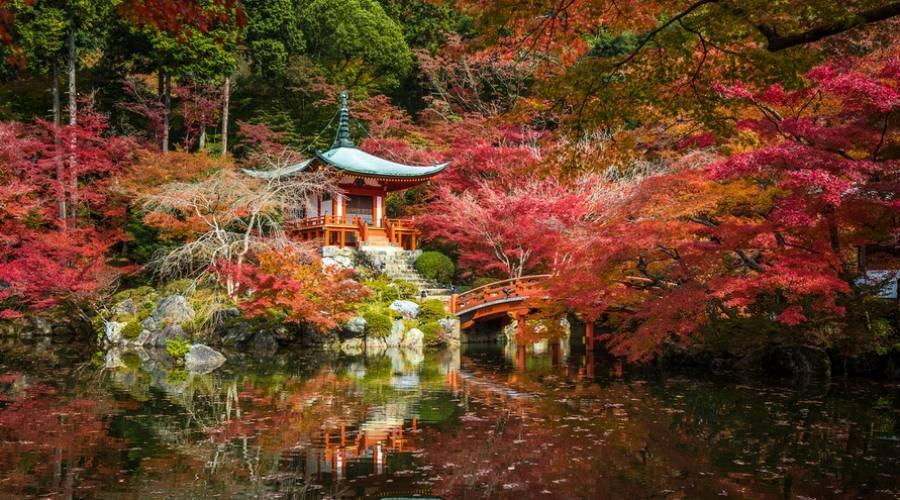 Daigoji Temple a Kyoto