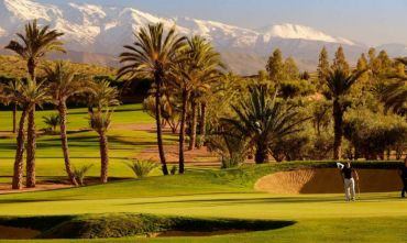 Morocco Golf Grand Open