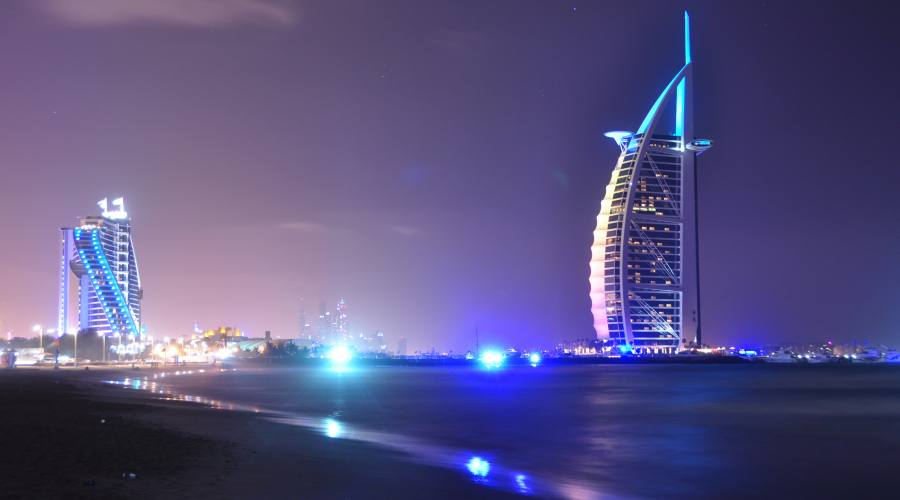 Dubai Jumeirah e Burj Al Arab