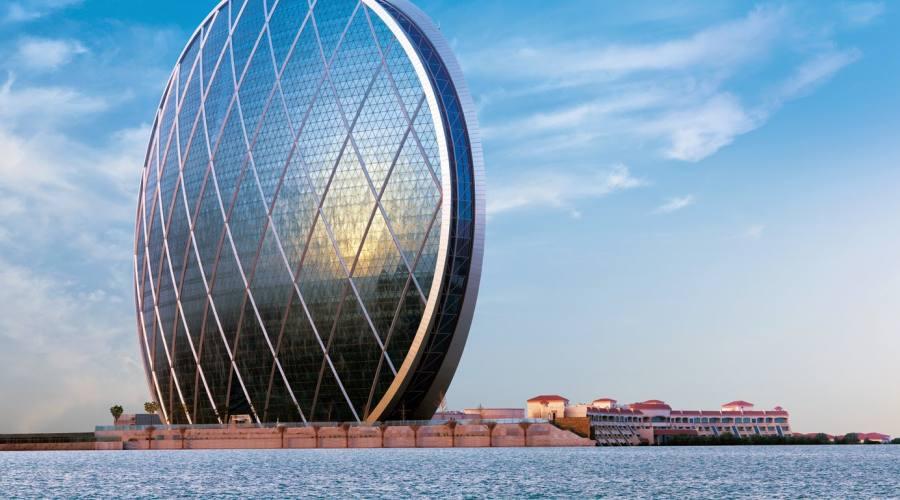 Abu Dhabi Palazzo Moneta