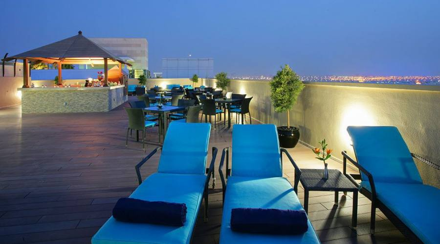 Layalina Pool Terrace