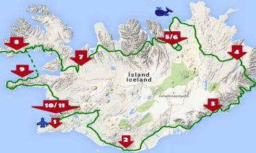 Viaggio Fly & Drive dei Fiordi: Noleggio auto e 11 notti