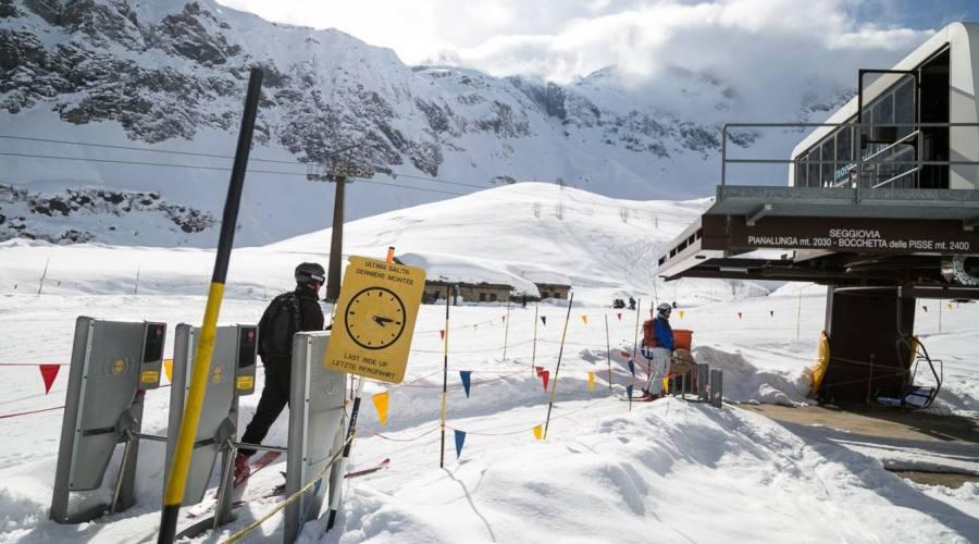 Alagna Ski