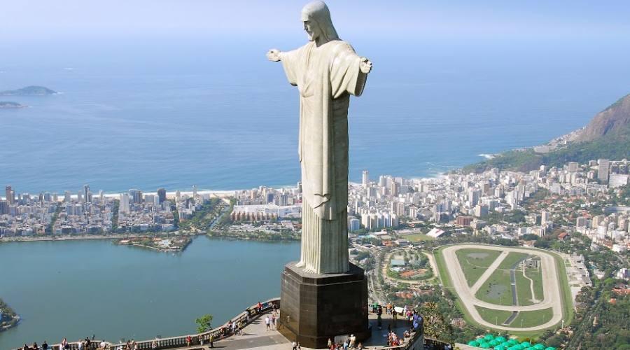 Tour Carioca completo: Rio - Cristo Redentore