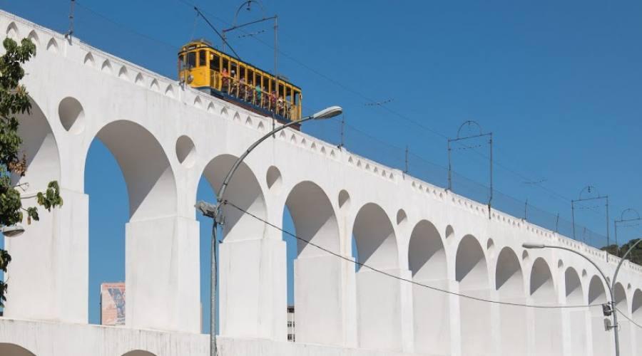 Tour Carioca completo: Rio - Arcos de Lapa