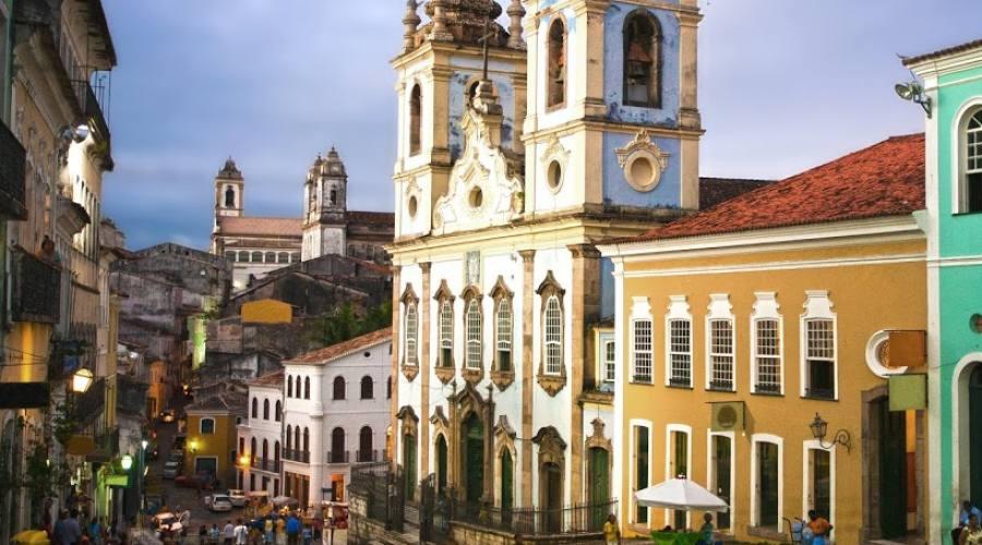 Tour Carioca completo: Salvador de Bahia