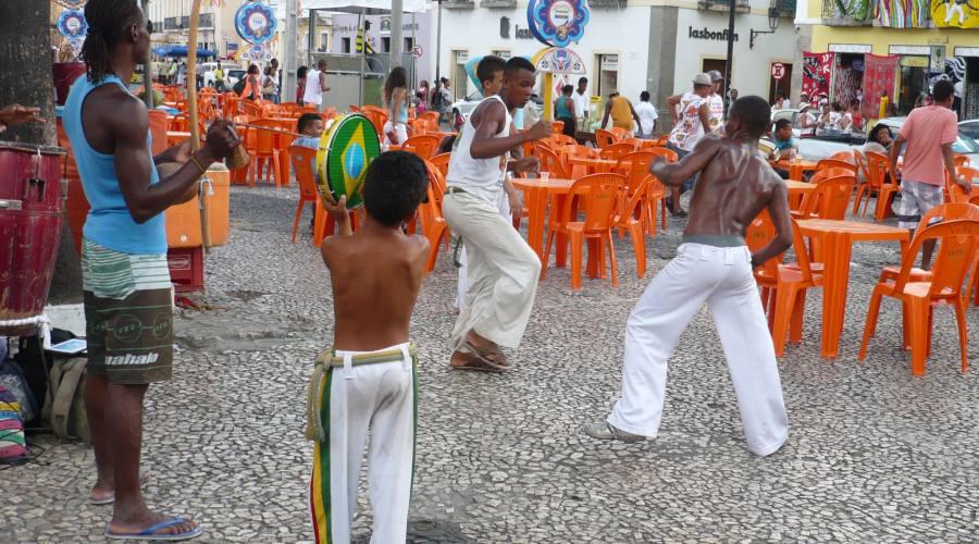 Tour Carioca completo: Salvador de Bahia -Capoeira