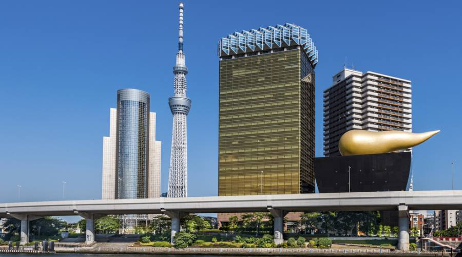 Tokyo, lo Skytree