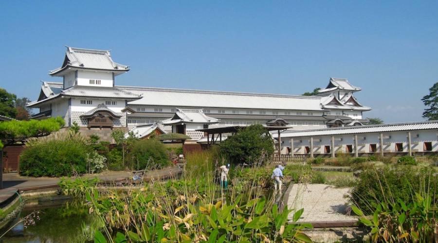 Kanazawa, il Castello e i giardini