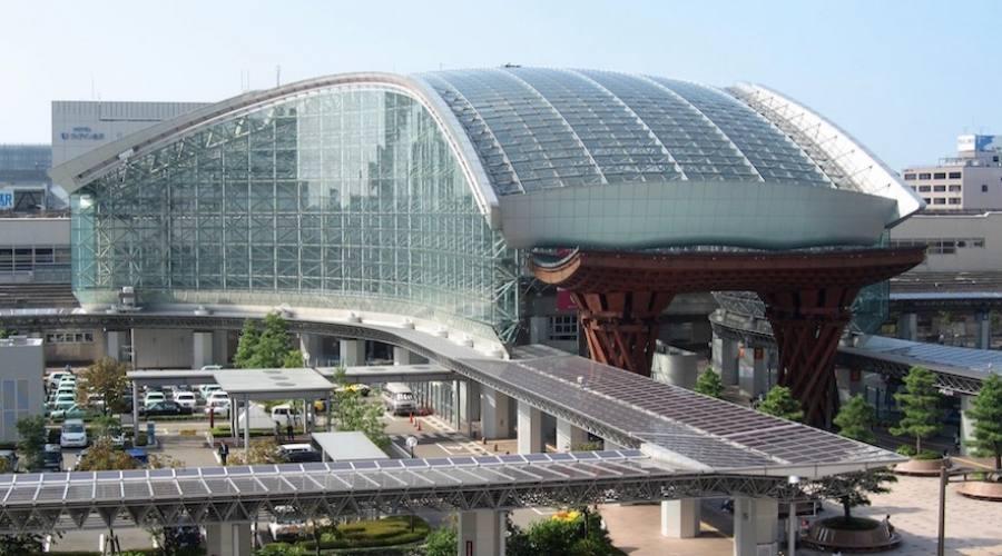 Kanazawa, stazione ferroviaria