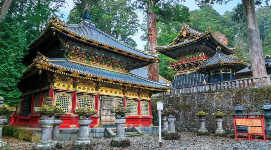 Nikko, il santuario Toshogu
