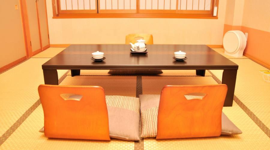 Un tipico Ryokan