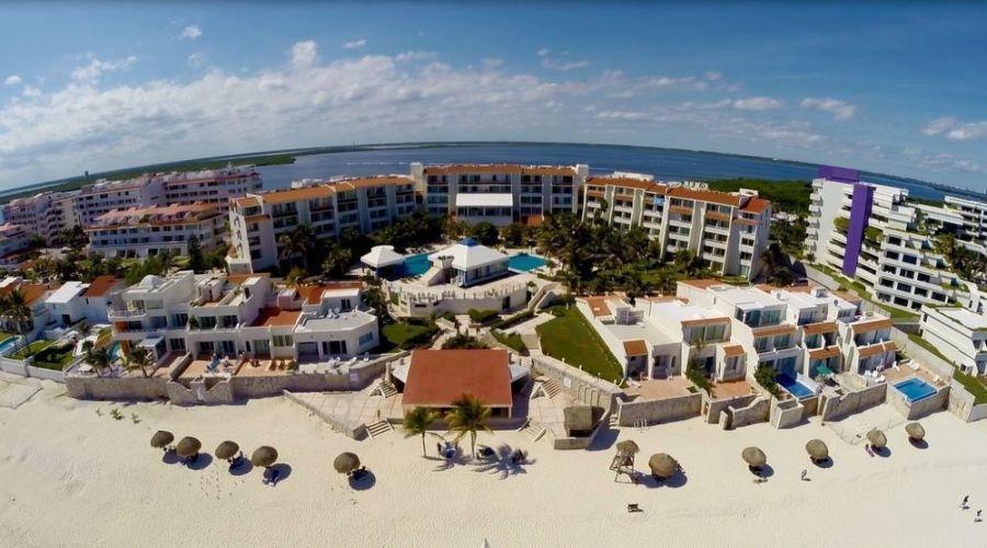 Solymar Beach: Vista aerea