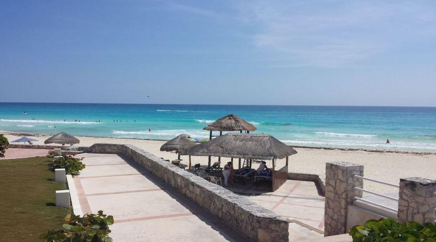 Solymar Beach: area massaggi