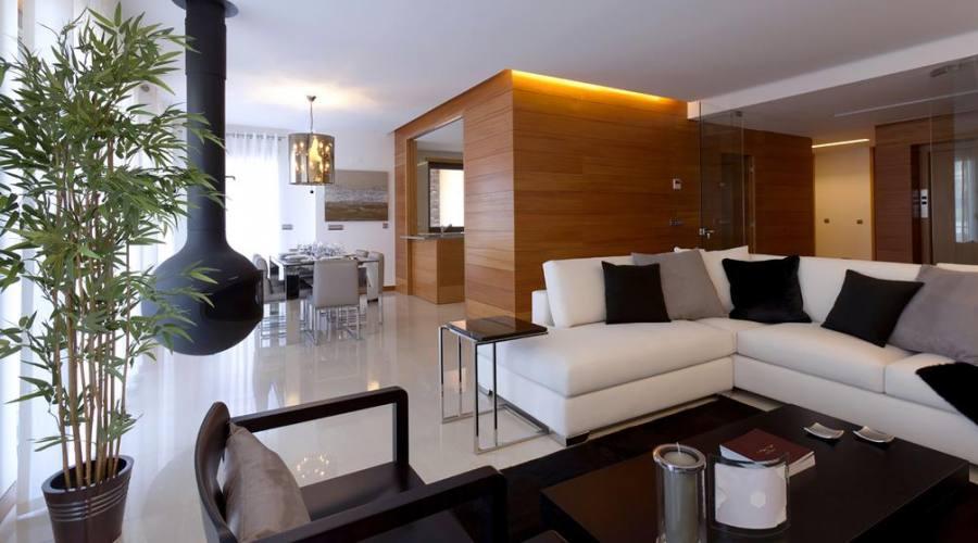 Appartamento deluxe con 3 camere e piscina
