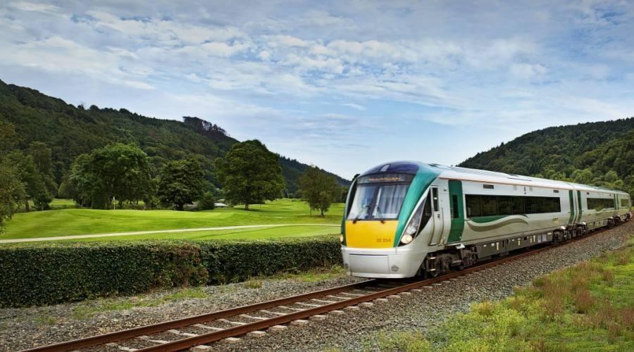 Tour in Irlanda in treno