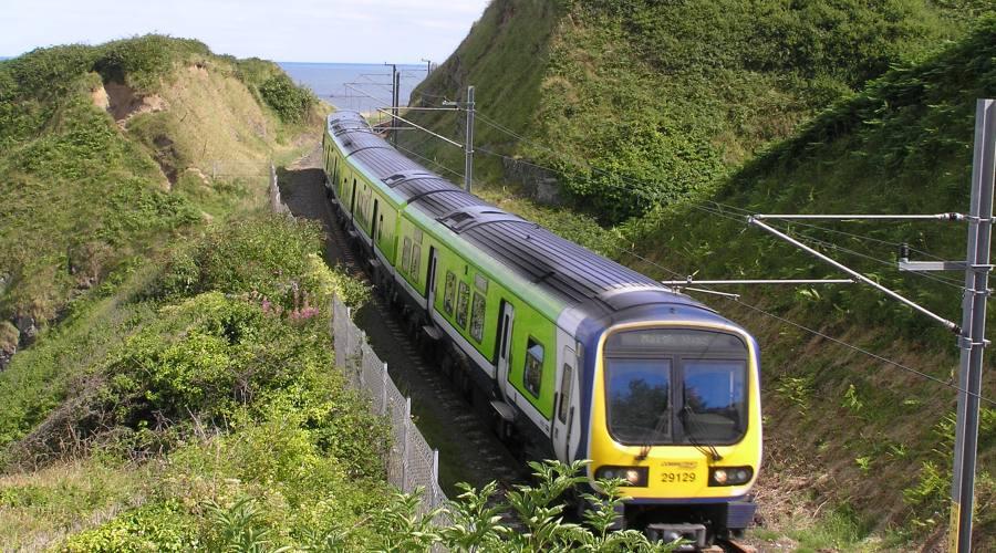 Irlanda in treno - Foto credit Terence_wiki