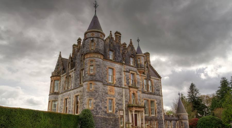 Castello di Blarney e Giardini