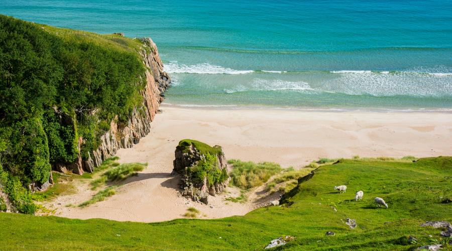 Spiagge scozzesi