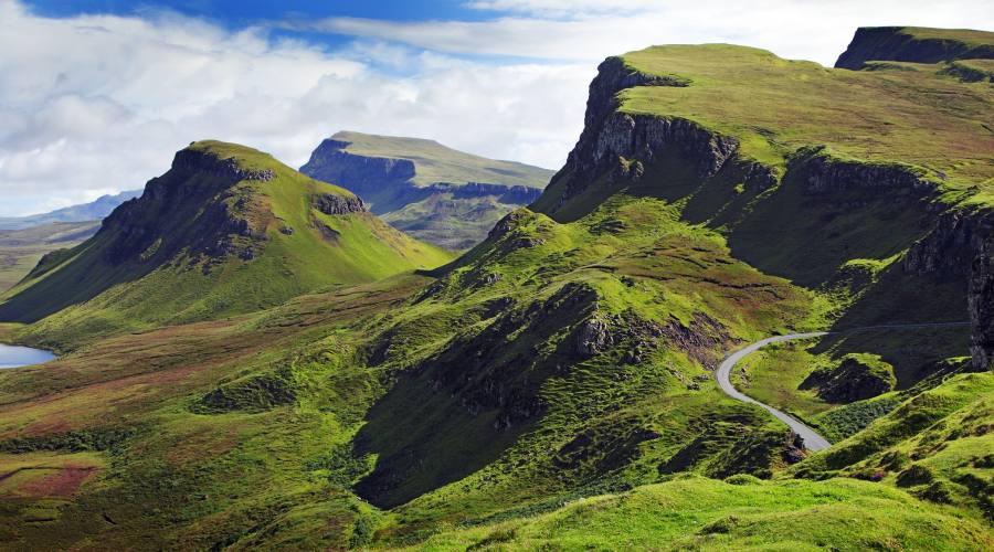 Panorama di Scozia