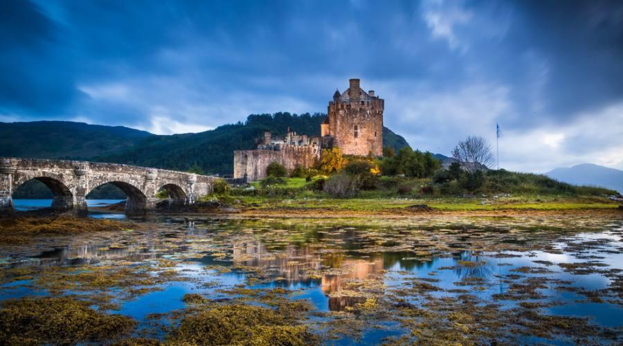 Eilan Donan Castle Scozia
