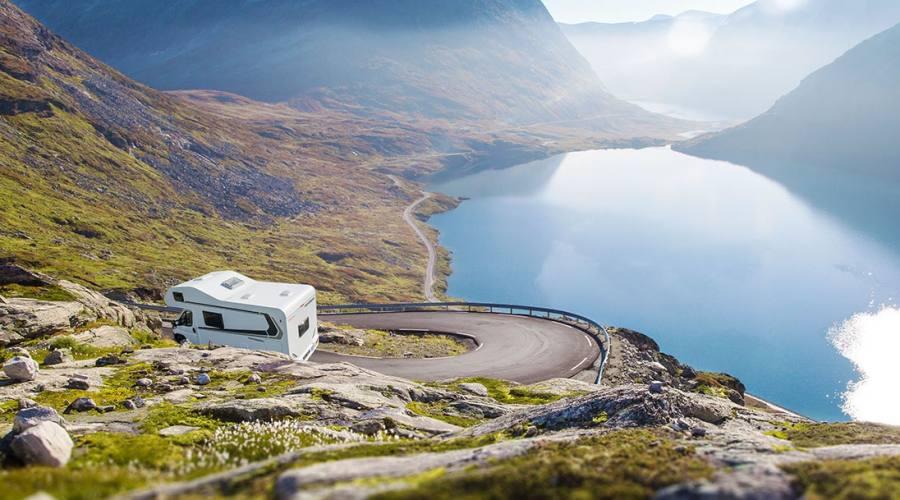 Scozia in camper Grande