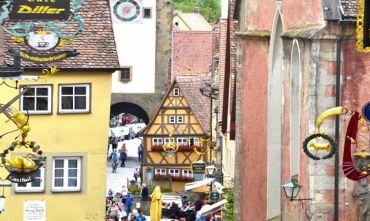 La capitale della Baviera