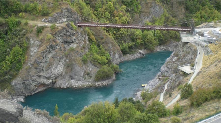 Kawarau Bridge - Queenstown