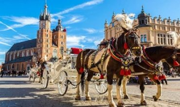 Festa dell' Immacolata nella Perla Polacca e la sua capitale !