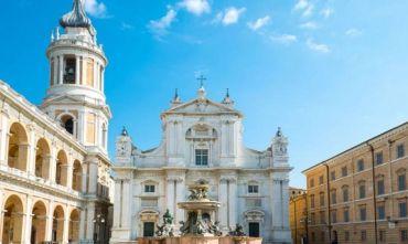 Santuari italiani: Loreto, San Giovanni Rotondo, Monte Sant' Angelo, Collevalenza e La Verna.