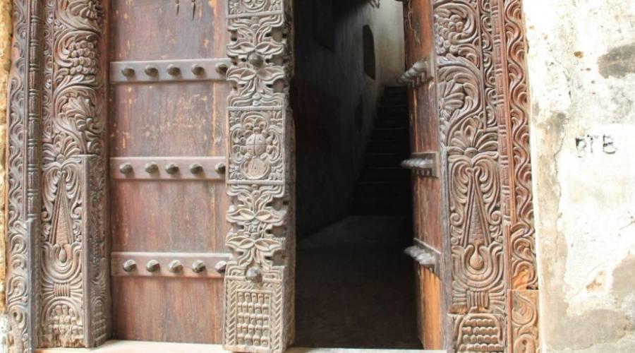 Le porte di Stone Town