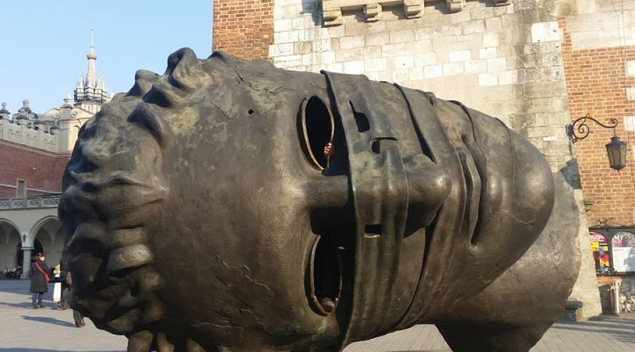 Eros bendato-Cracovia
