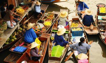 Tour di gruppo: Paesaggi thailandesi e laotinani