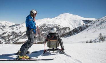 Hotel Village 3 Stelle per gli Amanti degli Sport Invernali Accessibili ai Disabili