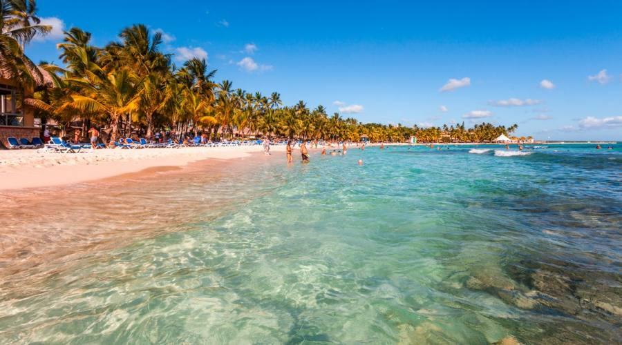 Spiaggia Viva Dominicus Beach