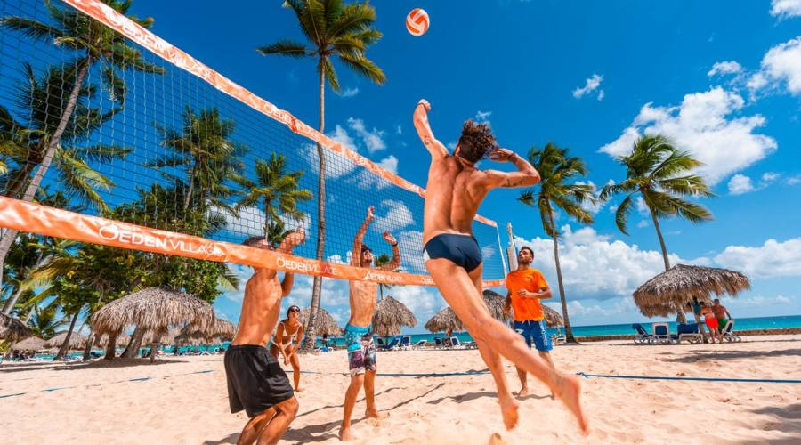 Beach Volley Viva Dominicus Beach
