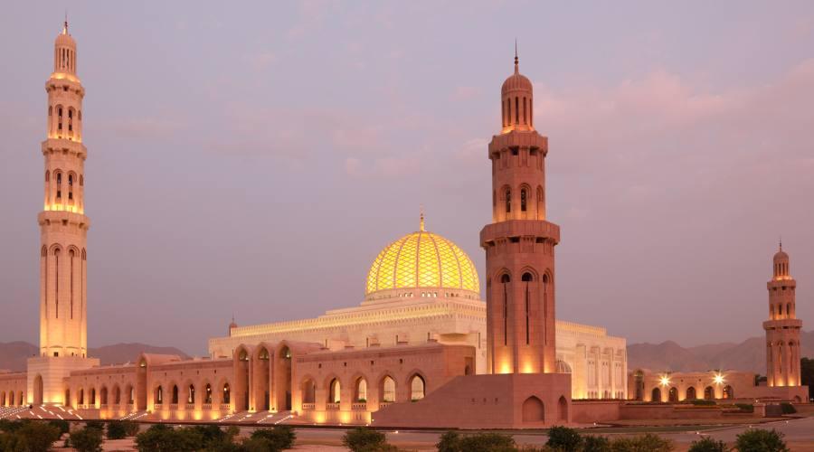 Grande Moschea a Muscat