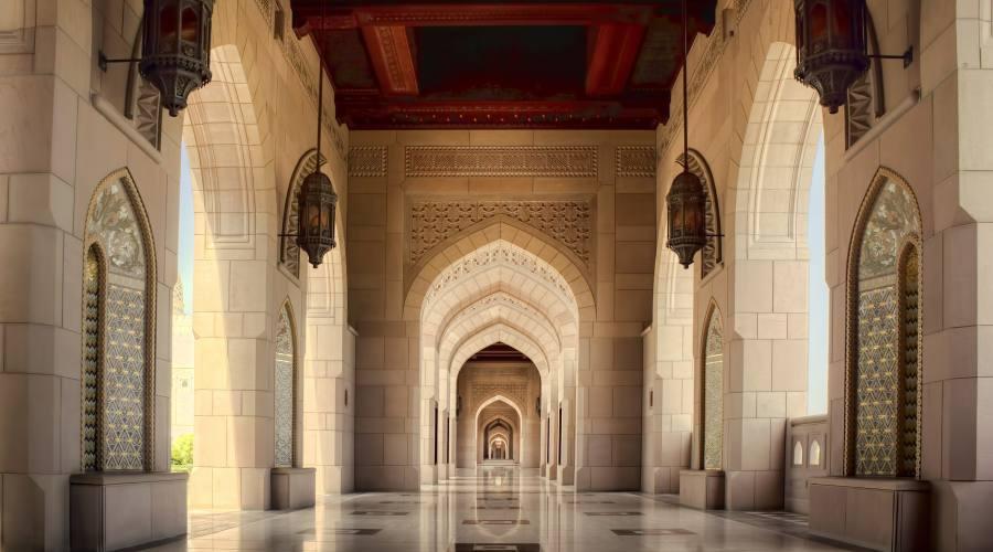 Interno Grande Moschea