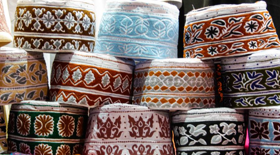 Souq a Muscat
