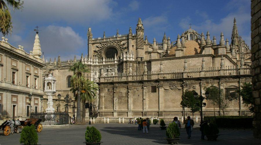 Siviglia, Cattedrale