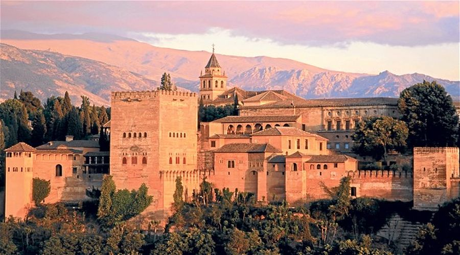Granada, l' Alhambra