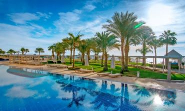 Monte Carlo Sharm Beach Resort 5 stelle Deluxe