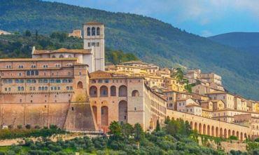 Il cammino Francescano da Assisi attraverso Umbria e Marche! 8 gg / 7 notti